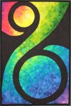 Transitions - a quilt by Diane Becka