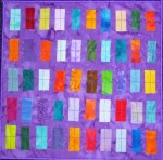 journal quilt by Diane Becka