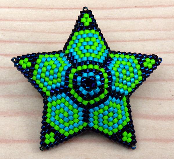 Spiral Star 2, © Diane Becka, 2016