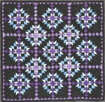 Obsession - a miniature quilt by Diane Becka
